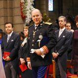 Alberto de Mónaco en el Día Nacional de Mónaco 2015