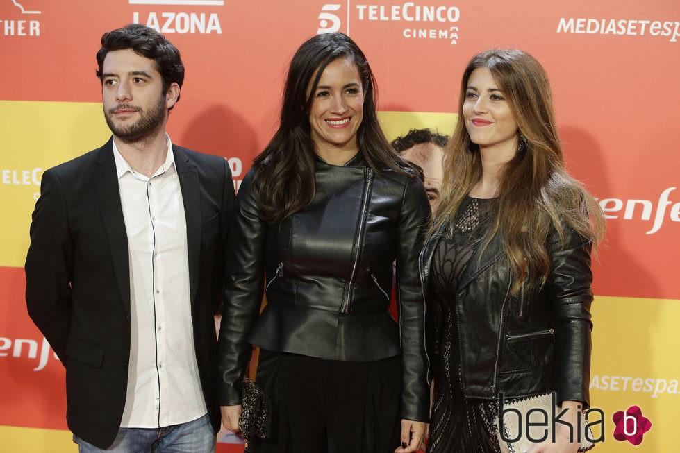 Begoña Villacís en la premiere en Madrid de 'Ocho Apellidos Catalanes'