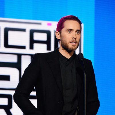 Jared Leto en los American Music Awards 2015