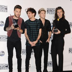 One Direction en los American Music Awards 2015