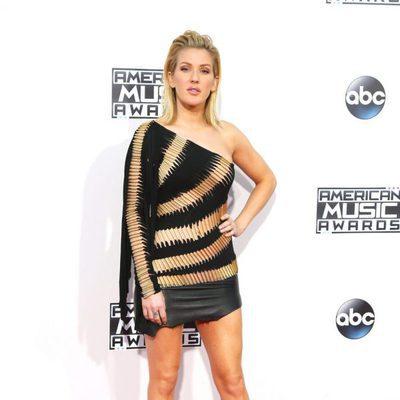 Ellie Goulding en los American Music Awards 2015