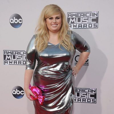 Rebel Wilson en los American Music Awards 2015