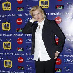 Ana Duato en el preestreno de 'Cuéntame cómo pasó' en el Festival Mim Series 2015