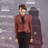 Angy Fernández en el estreno de 'Invisibles' en Madrid