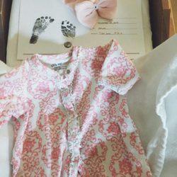 Kristin Cavallari anuncia el nacimiento de su hija
