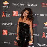 Ivonne Reyes en la Gala contra el Sida 2015 de Barcelona