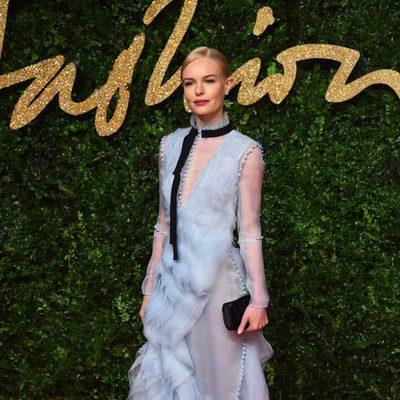 Kate Bosworth en los British Fashion Awards 2015