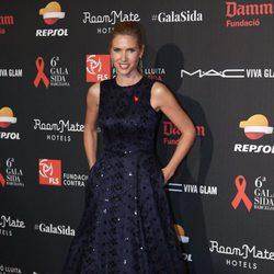 Judit Mascó en la Gala contra el Sida 2015 de Barcelona