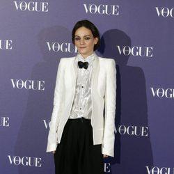 Laura Ponte en los Premios Vogue Joyas 2015
