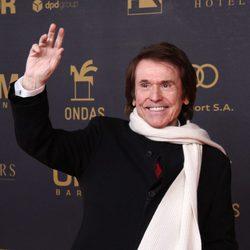Raphael en los premios Ondas 2015
