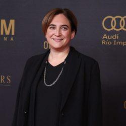 Ada Colau en los premios Ondas 2015