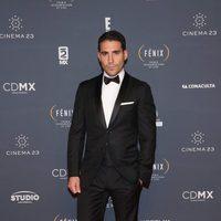 Miguel Ángel Silvestre en los Premios Fénix 2015
