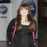Adele en los Mercury Music Awards 2009