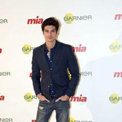Javier de Miguel en los Premios Mia 2015