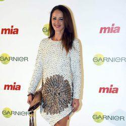 Mónica Estarreado en los Premios Mia 2015