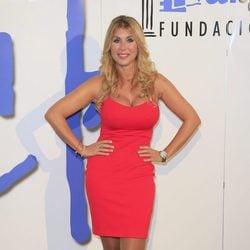 Malena Gracia en los Premios Actúa 2015