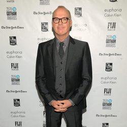 Michael Keaton en los Premios Gotham 2015