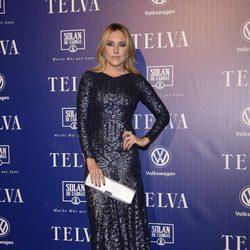 Berta Collado en los Premios T de Moda 2015