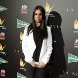 Elena Furiase en el estreno de 'La novia'