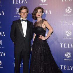 Julián López 'El Juli' y Rosario Domecq en los Premios T de Moda 2015