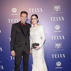 Tamara y Daniel Roque en los Premios T de Moda 2015