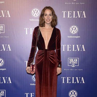 Silvia Alonso en los Premios T de Moda 2015