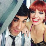 Daniel Muriel y Cristina Castaño en 'Cabaret'