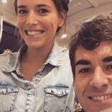 Flora González y Daniel Muriel