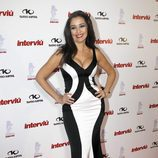 Carmen López en la gala Chica Interviú 2015