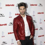 Markus Beira en la gala Chica Interviú 2015