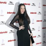 Samira Jalil en la gala Chica Interviú 2015