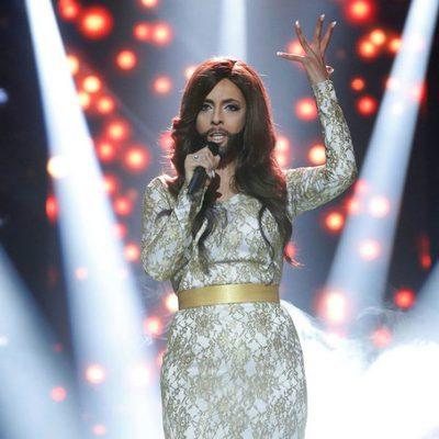Ruth Lorenzo imita a Conchita Wurst en 'Tu cara me suena'