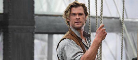 Chris Hemsworth en 'El corazón del mar'