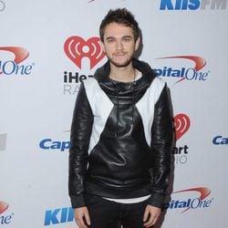 Zedd en el Jingle Ball Tour 2015 en Los Angeles