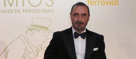 Carlos Herrera en los Premios Mariano de Cavia 2015
