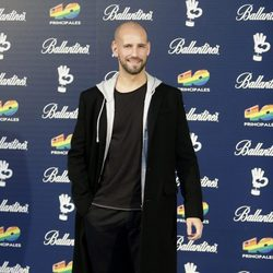 Gonzalo Miró en los Premios 40 Principales 2015