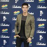 Maxi iglesias en los Premios 40 Principales 2015