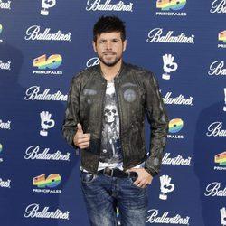 Pablo López en los Premios 40 Principales 2015