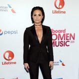 Demi Lovato en los premios Billboard Women in Music 2015