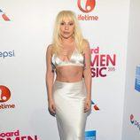 Lady Gaga en los premios Billboard Women in Music 2015