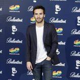 Ricardo Gómez en los Premios 40 Principales 2015