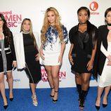 Fifth Harmony en los premios Billboard Women in Music 2015