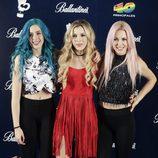 Sweet California en los Premios 40 Principales 2015