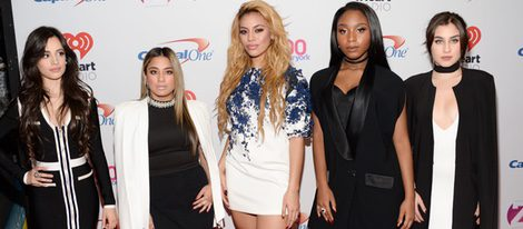 Fifth Harmony en el iHeartRadio Jingle Ball 2015