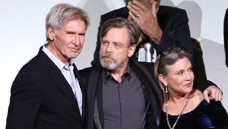 Resultado de imagen de Star Wars: Episodio VII - El Despertar de la Fuerza premiere