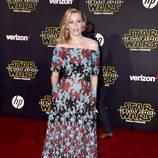 Elizabeth Banks en la premiere de 'Star Wars: El Despertar de la Fuerza' en Los Ángeles