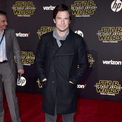 Jason Bateman en la premiere de 'Star Wars: El Despertar de la Fuerza' en Los Ángeles