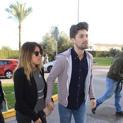Chabelita Pantoja y Alejandro Albalá acuden a conocer a la hija de Kiko Rivera e Irene Rosales