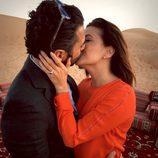 Eva Longoria y José Antonio Bastón anuncian su compromiso desde Dubai