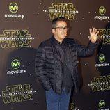 Andreu Buenafuente en el estreno de 'Star Wars: El Despertar de la Fuerza' en Madrid